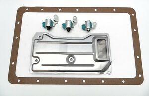 Solenoid Service Kit Jeep A340 Aw4 Transmission 1987 on 2wd 4wd 21347