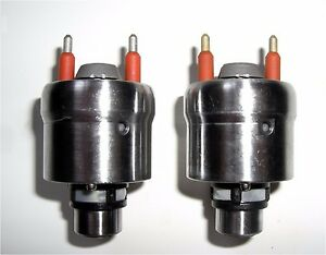 Gm Tbi Injectors Cleaned Flow Matched 5 7l 61pph Silverado Sierra Camaro