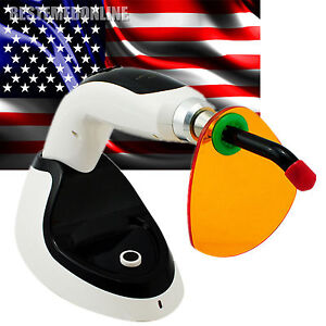 2017 New Model Wireless Cordless Led Curing Light Lamp 2000mw Orthodontics 10w