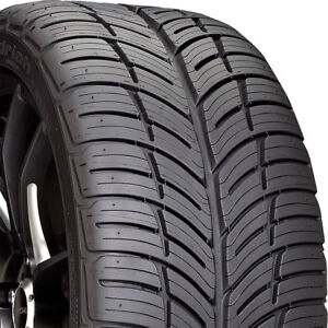 2 New 235 45 17 Bfg G force Comp 2 As 45r R17 Tires 29919