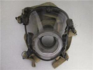 Scott 10005135 Large Full Face Gas Mask Respirator mask Only
