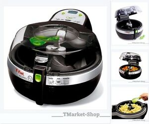 Actifry Low fat Deep Fryer Maker Machine Electric Cooker French Fries Baked Tfal