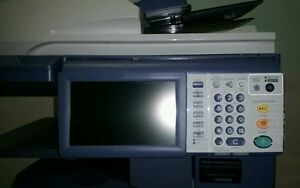 Toshiba Multifunctional Digital Systems E studio255se Color Copier