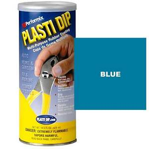 Performix 11604 Plasti Dip 14 5 Oz Dip Can Full Case Of 6 Cans Blue
