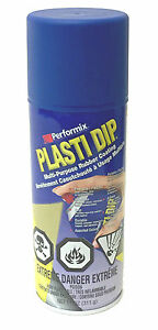 Plasti Dip Flex Blue Spray Can Pack Of 6 11 Oz Cans