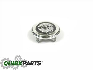 05 10 Chrysler 300 Wheel Center Cap single Chrome Oem New Mopar 5290603ab