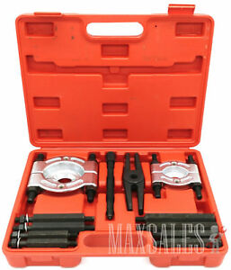 2 Sets Bearing Separator Puller Set 2 And 3 Splitters Remove Bearings Hd