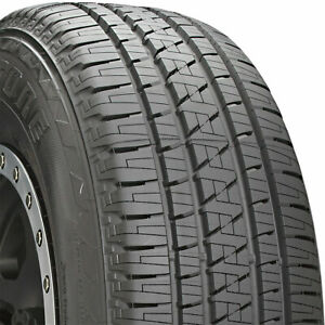 4 New P255 60 17 Bridgestone Dueler Hl Alenza Plus 60r R17 Tires