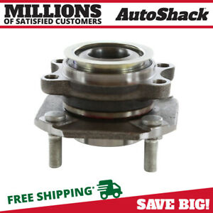 Front Wheel Hub Bearing Assembly For 2007 2012 Nissan Sentra 2 0l W abs Hb613299