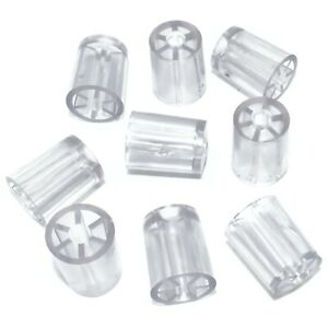 18mm Clear Mini Spacers For Corrugated Roofing Screws Corolux Ariel Onduline