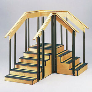 Convertible Physical Therapy Staircase 36 Width