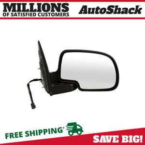 Power Chrome Passenger Side Mirror For 1999 2001 2002 Chevrolet Silverado 1500