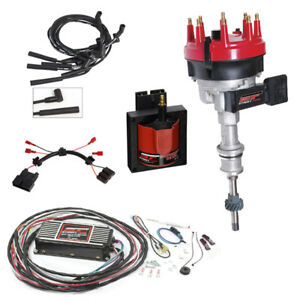 Msd 9991 Streetfire Ignition Kit 86 93 Tfi 5 0l Mustang W Distributor Box Wires