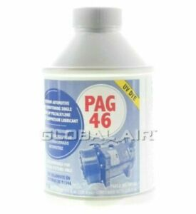 A C Compressor Oil 8oz Pag Oil 46 Ac Oil Ac System Oil With Uv Dye For R 134a