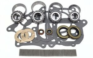 Transfer Case Rebuild Kit Jeep Cj Series Wagoneer Dana Spicer Model 20 Bk20a