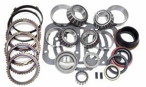 Dodge Cummins 5 Spd Nv4500 Transmission Rebuild Kit W synchros bk 308aws