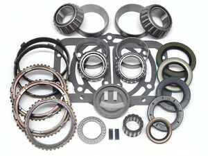 Nv4500 Chevy 5 Spd Transmission Bearing Seal Kit W Synchros Bk308ws
