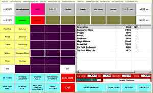 Retail Point Of Sale Complete Hardware And Software System