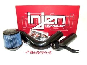 Injen Cold Air Intake For 04 06 Nissan Altima 4cyl Black