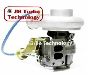 Turbocharger For Cummins Dodge 94 98 Diesel Ram 6btaa 5 9l Hx35w Turbo Charger