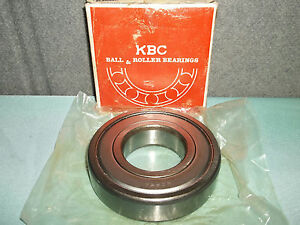 New Kbc Ball Roller Bearing 6312z