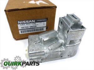2007 2011 Nissan Altima Maxima Ignition Switch Electronic Steering Lock Oem New