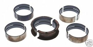 Ford 302 5 0 Clevite Coated Race Main Bearings Set Hk