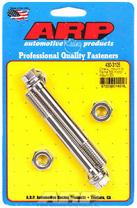 Arp 430 3105 Stainless Steel Chevy Big Block Small Block Motor Mount Cross Bolts