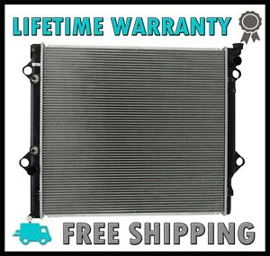 2580 New Radiator For Toyota 4runner 03 09 Fj Cruiser 07 13 4 0 V6