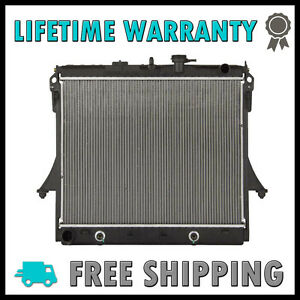 New Radiator For 2009 2012 Chevrolet Colorado Gmc Canyon 2006 2010 Hummer H3 H3t