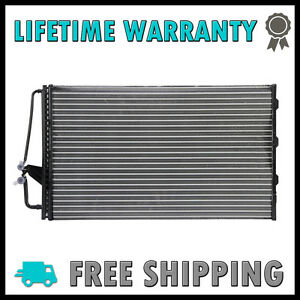 Brand New A C Condenser Ac Condensor For 1984 1991 Chevy Camaro 85 91 Firebird