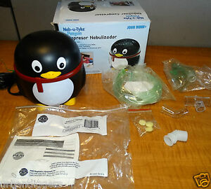 1273 Penguin Portable Nebulizer Compressor Accessories Jb0112 062 John Bunn