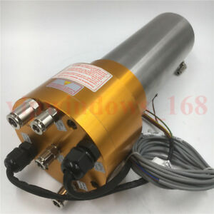 1 5kw Cnc Atc Water Cooled Spindle Motor Iso20 24000rpm 220v 800hz Engraving