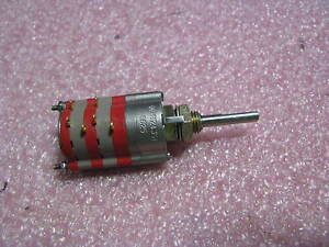 Grayhill Rotary Switch 09my24357 Nsn 5930 01 034 4237 2602403 3 Dual Mkt
