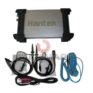 Brand New Hantek 6022be Pc Usb 2ch Digital Oscilloscope 20mhz 48m Sa s 1m