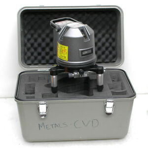 Sl 333 5 Axis Self adjusting Laser Level Rotating Multi line 20 Meter With Case