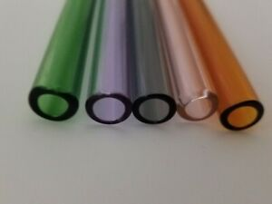 25 Piece 12 Inch Long Glass Pyrex Blowing Tubes 10 Mm Od Tubing 1 5mm Thick Wall