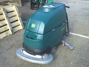 Reconditioned Nobles Ss5 tennant T5 32 Floor Scrubber 60 Day Parts Warranty