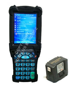 Symbol Motorola Mc9094 skchjaha6wr Wireless Barcode Scanner Windows Mobile