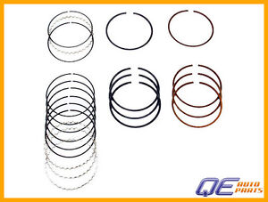 Isuzu Amigo Impulse Pickup Trooper Engine Piston Ring Set Npr 8941539662std