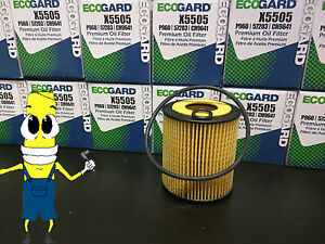 Premium Oil Filter For Ford Fusion With 2 3l Engine 2006 2009 Case Of 12
