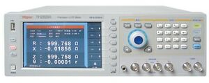 Th2829a Lcr Meter Automatic Component Analyzer 20hz 300khz Tft Lcd Display