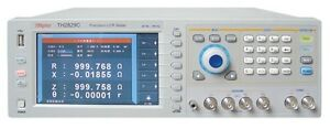 Th2829c Lcr Meter Automatic Component Analyzer 20hz 1mhz Tft Lcd Display