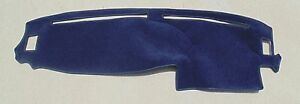 1988 1992 Toyota Corolla 4dr Dash Cover Mat Dashboard Pad Navy Blue