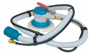 Hutchins 3950 6 Lightweight Random Orbital Air Sander With Vacuum