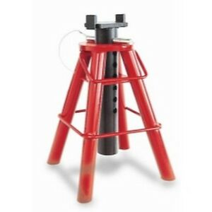 American Forge Foundry 3309a 10 Ton Pin Type Jack Stand