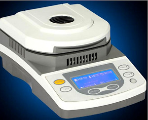 10g Capacity Lab Moisture Analyzer With Halogen Heating 110v 220v