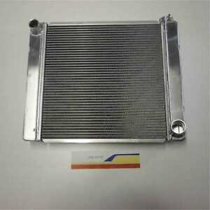 Gm Style 23 X19 Universal Aluminum Racing Radiator Heavy Duty Extreme Cooling