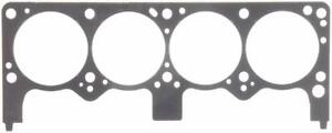 Felpro 1008 Head Gasket Small Block Mopar 4 180 Bore 0 039 Thick Each