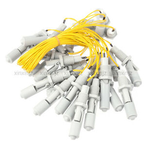 25pcs Gray Horizontal Tank Water Level Sensor Liquid Float Switch